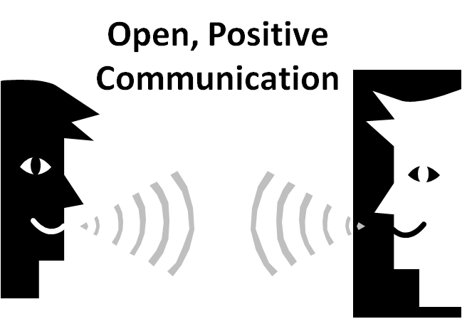open communication for change management